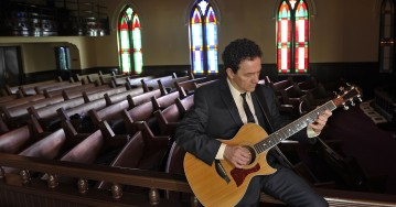 Move to gospel earns songwriter first Grammy nomination