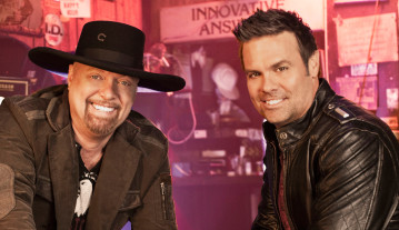 Montgomery Gentry rock Cowboy Spring Break
